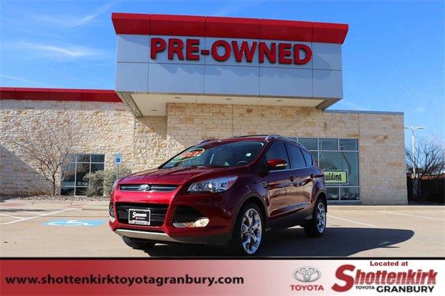 Used 2016 Ford Escape in Granbury, TX