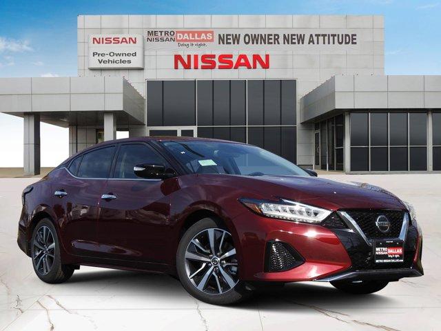 2020 Nissan Maxima SV SV 3.5L Premium Unleaded V-6 3.5 L/213 [1]
