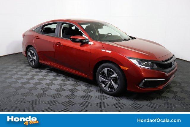 New 2020 Honda Civic Sedan in Ocala, FL