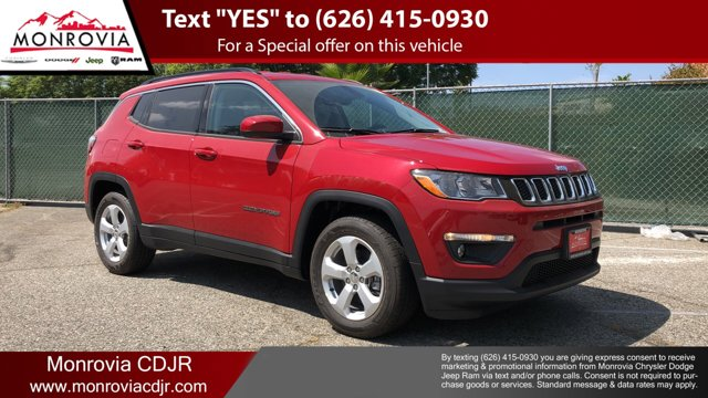 2021 Jeep Compass Latitude Latitude FWD Regular Unleaded I-4 2.4 L/144 [14]