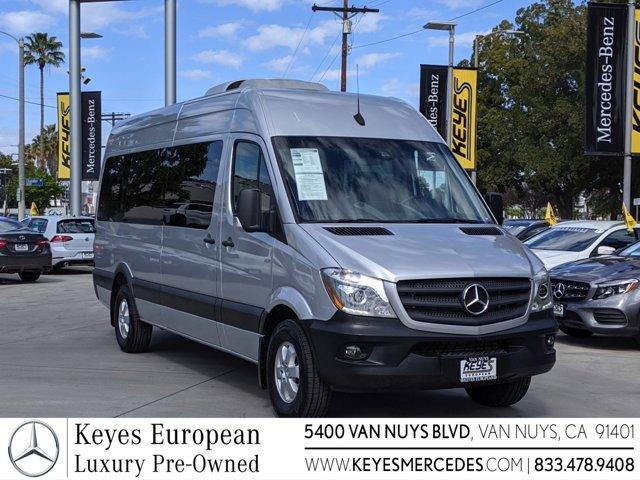 Used 2017 Mercedes-Benz Sprinter Passenger Van in , CA