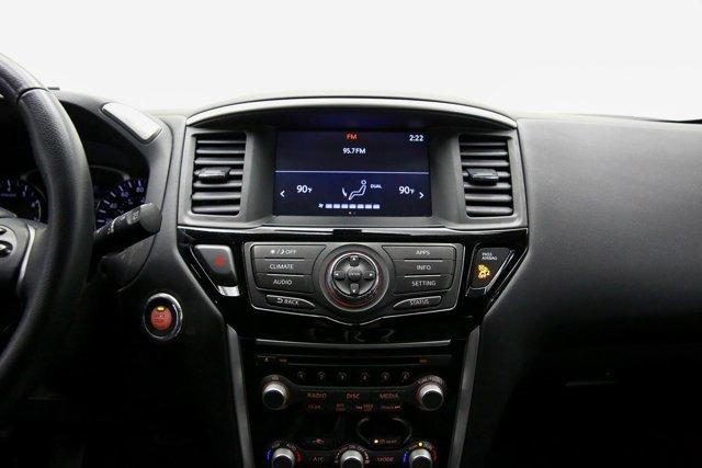 2018 Nissan Pathfinder for sale 122574 10