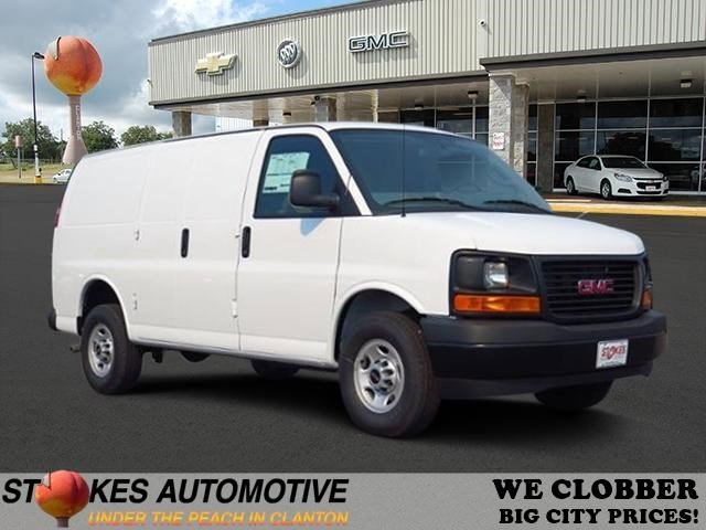 New 2017 GMC Savana Cargo Van in Clanton, AL