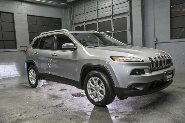 Used 2015 Jeep Cherokee 4WD 4dr Latitude