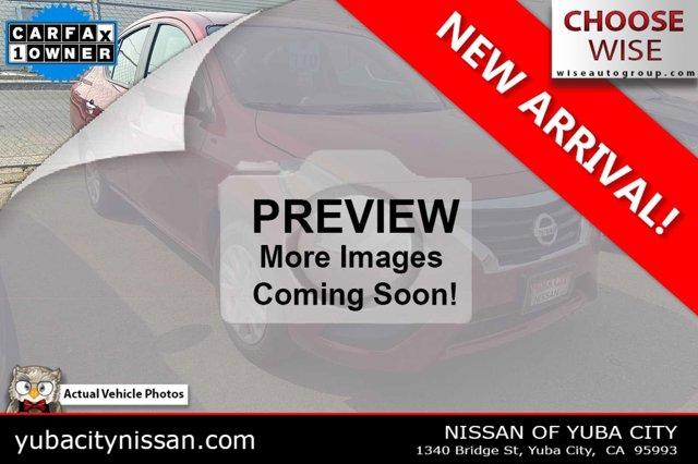 2019 Nissan Versa Sedan SV SV CVT Regular Unleaded I-4 1.6 L/98 [0]