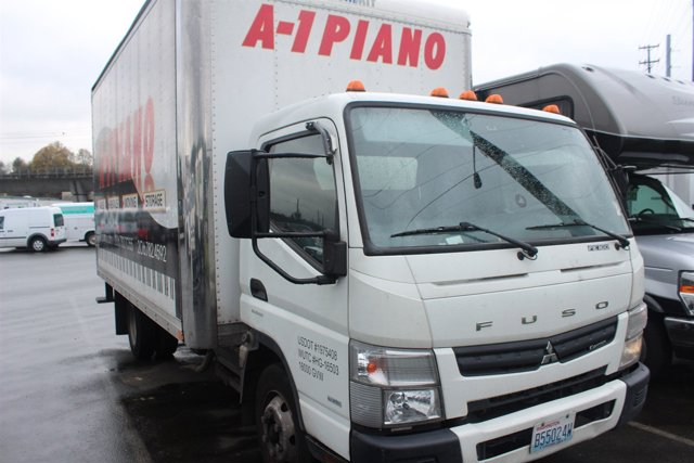 Used 2013 Mitsubishi FE 160 16'  Box 15950 GVWR