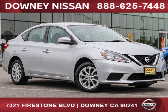 2018 Nissan Sentra SV SV CVT Regular Unleaded I-4 1.8 L/110 [9]