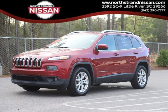 Used 2014 Jeep Cherokee in Little River, SC