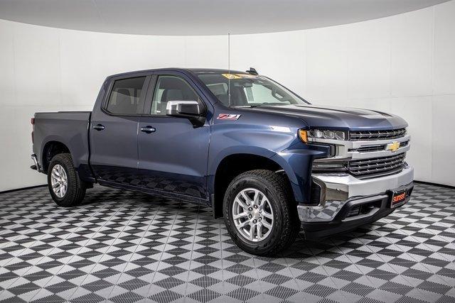 New 2020 Chevrolet Silverado 1500 in Sumner, WA