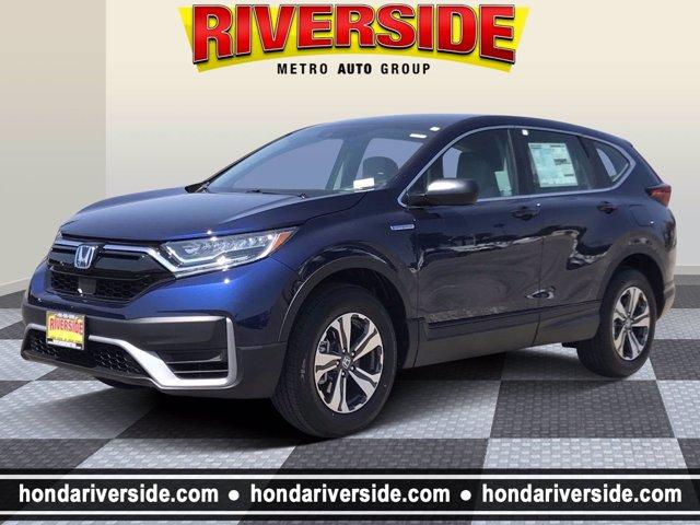 2020 Honda CR-V Hybrid LX LX AWD Gas/Electric I-4 2.0 L/122 [0]