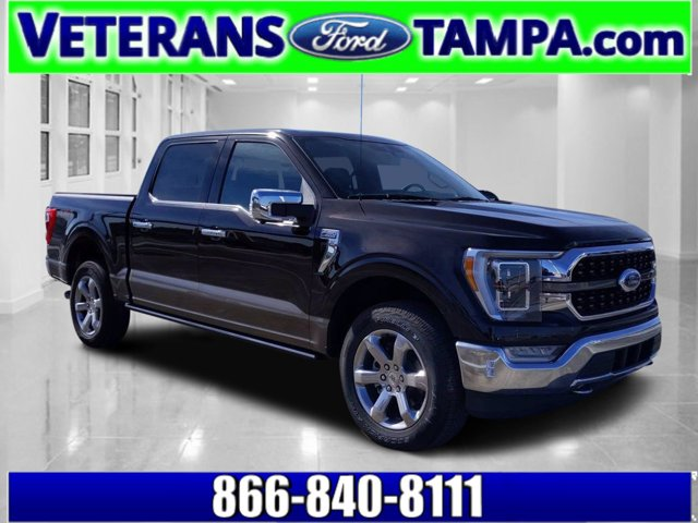 2021 Ford F-150 King Ranch Crew Cab Pickup