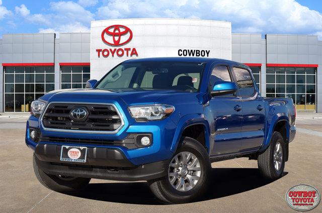 Used 2018 Toyota Tacoma in Dallas, TX