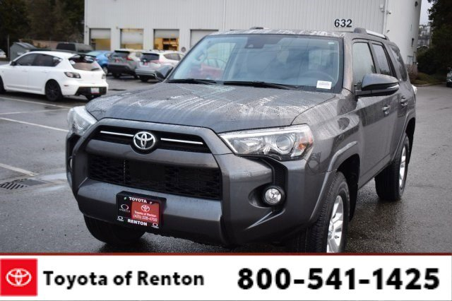 New 2020 Toyota 4Runner in Renton, WA