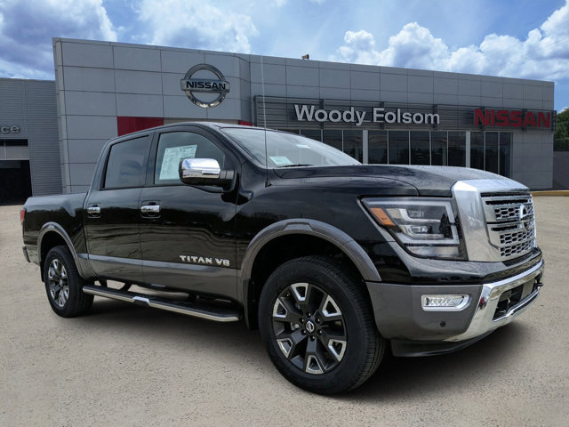 New 2020 Nissan Titan in Vidalia, GA