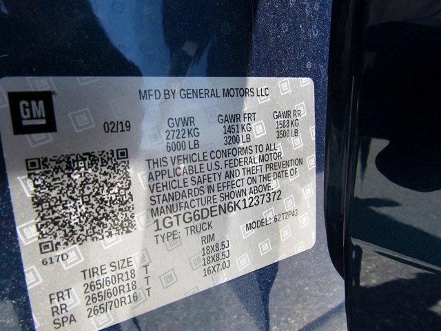 New 2019 GMC Canyon 4WD Crew Cab 128.3 SLT