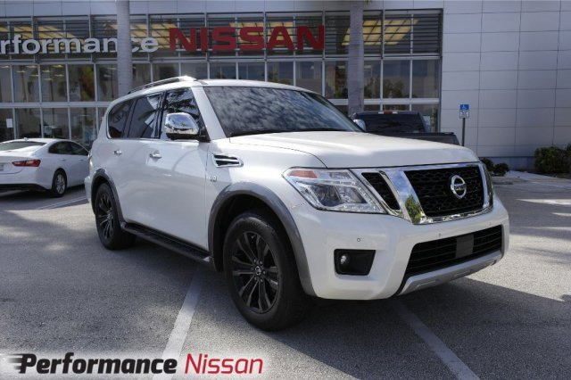 Used 2017 Nissan Armada in Pompano Beach, FL