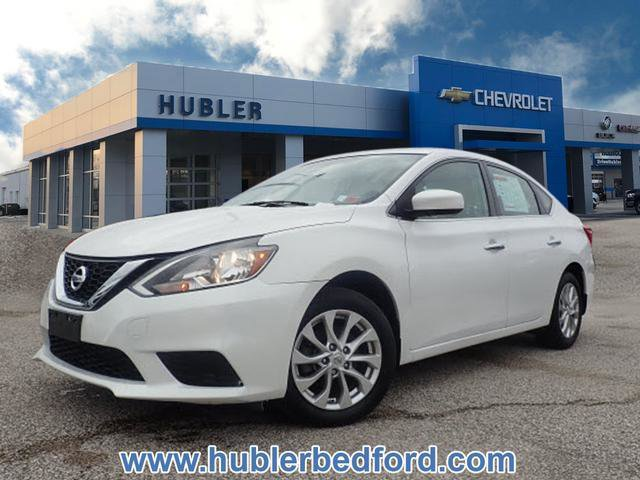 Used 2016 Nissan Sentra in Indianapolis, IN