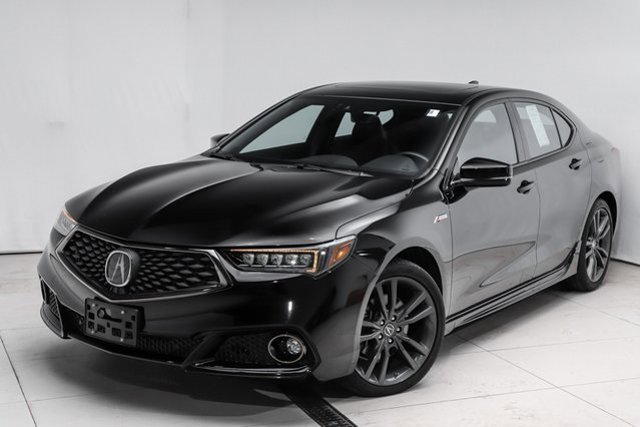 Used 2018 Acura TLX in Cleveland, OH