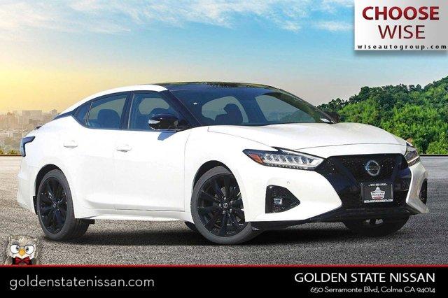 2021 Nissan Maxima SR SR 3.5L Premium Unleaded V-6 3.5 L/213 [6]