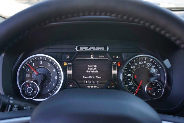 New 2020 Ram 1500 Big Horn 4x4 Crew Cab 5'7 Box