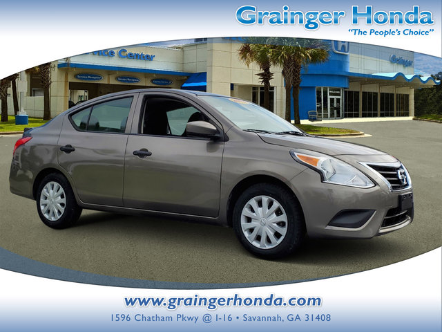Used 2017 Nissan Versa in Savannah, GA