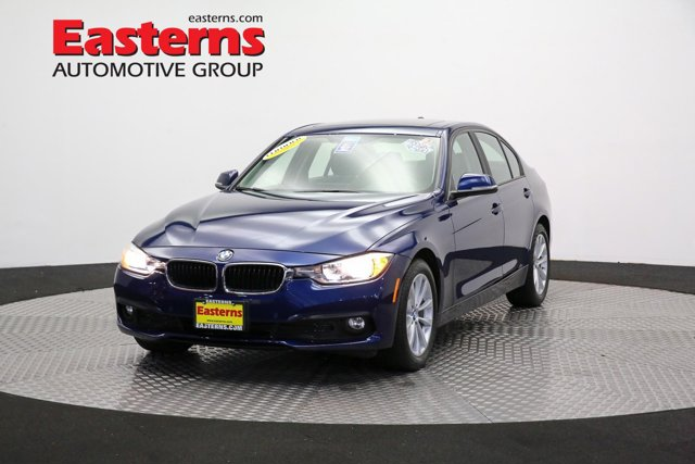 2016 BMW 3 Series for sale 121058 0