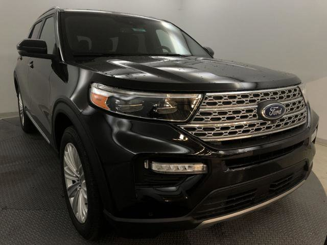 New 2020 Ford Explorer in Greenwood, IN