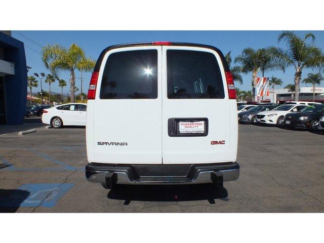 2016 GMC Savana - Full Size Van Cargo Van 3DR RWD