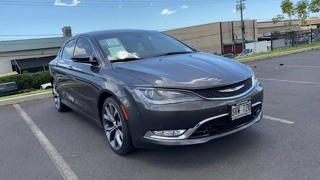 Used 2016 Chrysler 200 in Waipahu, HI