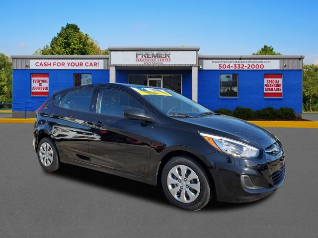 Used 2017 Hyundai Accent in Harvey, LA