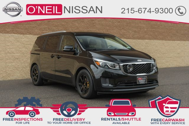 2015 Kia Sedona LX 4dr Wgn LX Regular Unleaded V-6 3.3 L/204 [0]