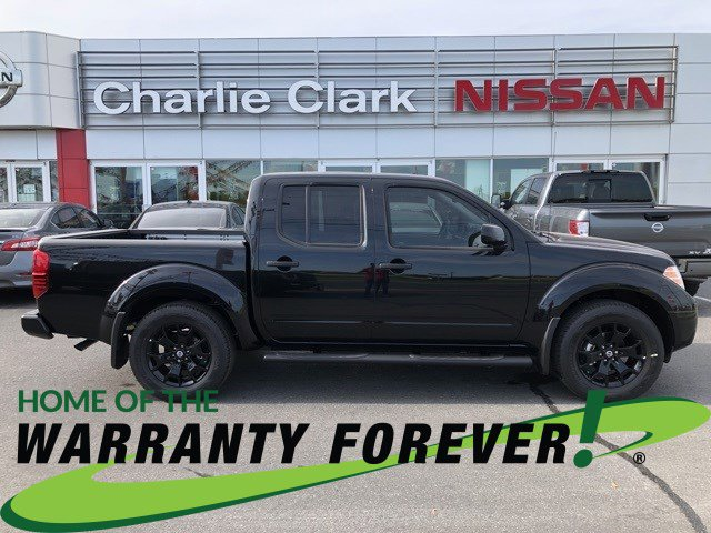 2020 Nissan Frontier SV Crew Cab 4x2 SV Auto Regular Unleaded V-6 3.8 L/231 [18]