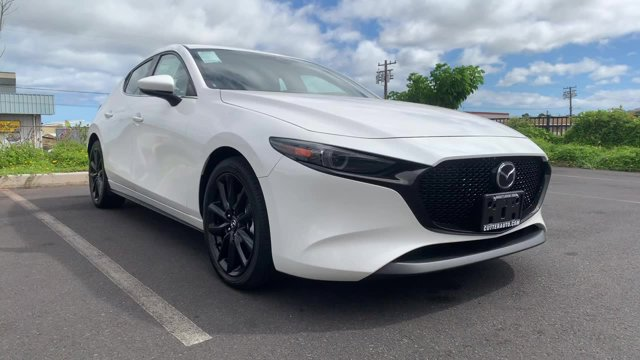 New 2019 Mazda Mazda3 Hatchback in Waipahu, HI