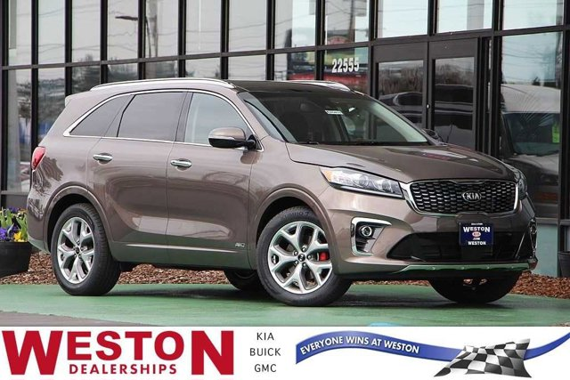 New 2019 KIA Sorento in Gresham, OR