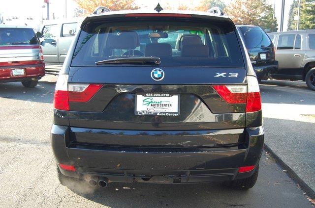 Used 2009 BMW X3 AWD 4dr 30i