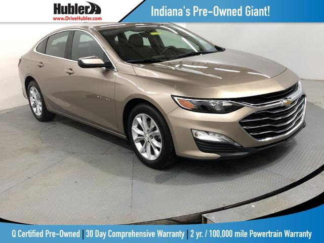 Used 2019 Chevrolet Malibu in Greenwood, IN
