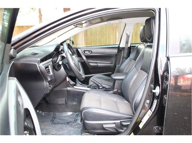 2015 Toyota Corolla S Plus Sedan 4D