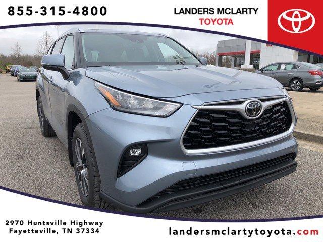 New 2020 Toyota Highlander in Fayetteville, TN