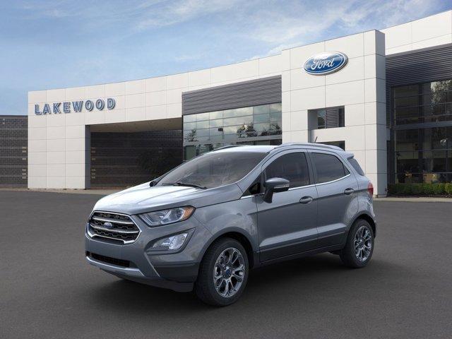 New 2020 Ford EcoSport in Tacoma, WA