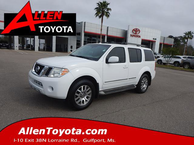 Used 2011 Nissan Pathfinder in Gulfport, MS