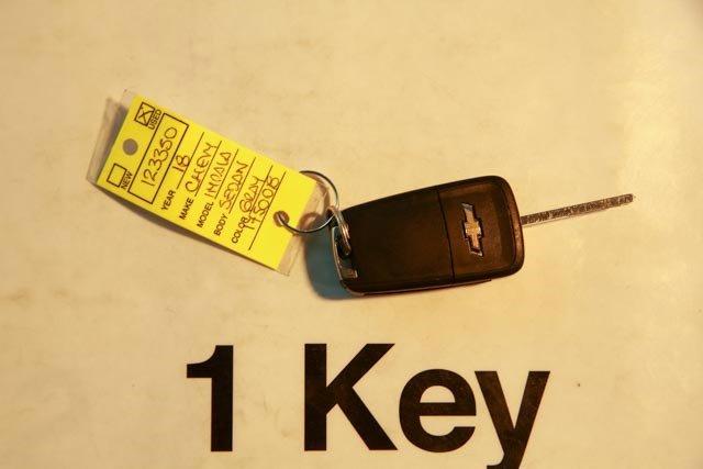 2018 Chevrolet Impala for sale 123350 20