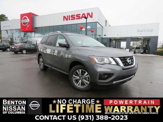 New 2020 Nissan Pathfinder in Columbia, TN
