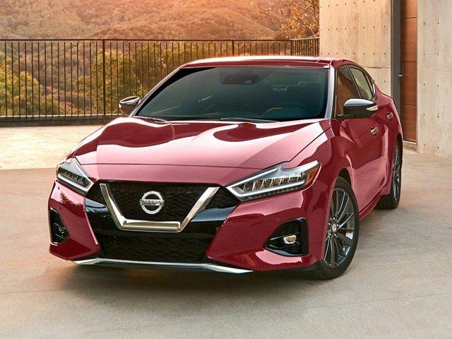 2020 Nissan Maxima Platinum Platinum 3.5L Premium Unleaded V-6 3.5 L/213 [2]