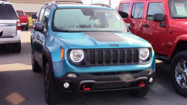 Used 2019 Jeep Renegade in Bloomington, IN
