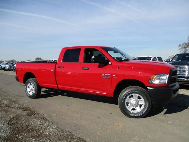 New 2017 Ram 2500 Tradesman 4x4 Crew Cab 8' Box