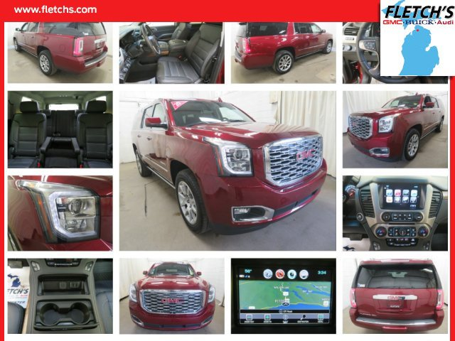 Used 2020 GMC Yukon XL in Petoskey, MI