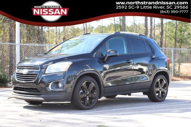 Used 2016 Chevrolet Trax in Little River, SC