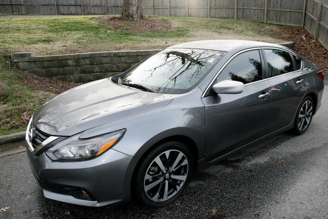 Used 2017 Nissan Altima in High Point, NC
