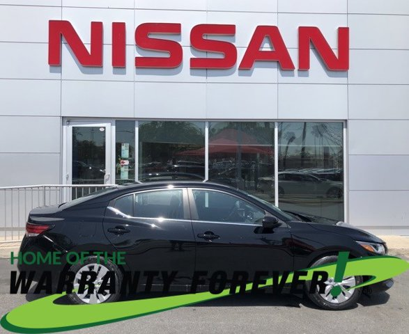 2020 Nissan Sentra S S CVT Regular Unleaded I-4 2.0 L/122 [17]