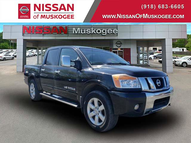 Used 2012 Nissan Titan in Muskogee, OK